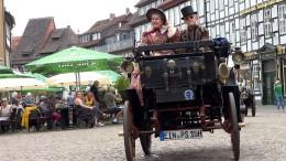 Das älteste zugelassene Auto Deutschlands