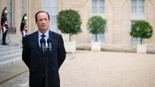Hollande will Abstimmung  über Fiskalpakt im September