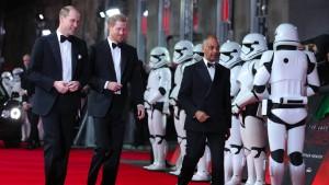 """Echte Prinzen im neuen """"Star Wars""""-Film"""