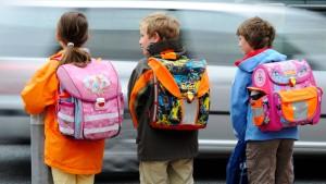 Gefährlicher Weg zur Schule