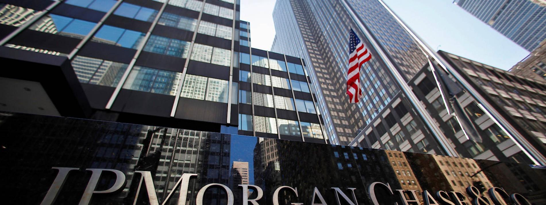JP Morgan auf dem Weg zur viertgrößten Bank in Frankfurt