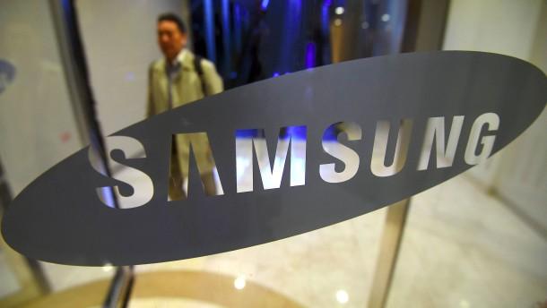 Samsung Electronics wechselt die Führung aus