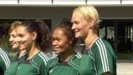 Bibiana Steinhaus pfeift bei der WM