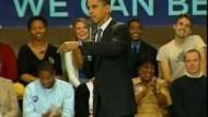 Obama will nicht als Vizepräsident unter Clinton kandidieren