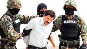 """Amerikaner wollen Drogenboss """"El Chapo"""""""