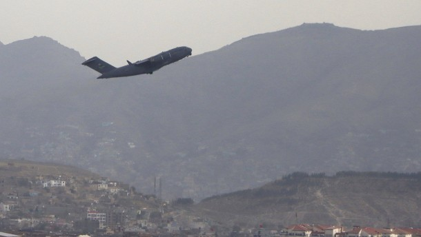 USA schließen Abzug aus Afghanistan ab