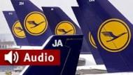 """""""Weltweiter Ausbau gelungen"""": Lufthansa-Chef Jürgen Weber im F.A.Z. Business-Radio"""