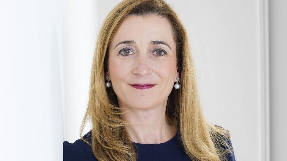 Die erste Frau an der Spitze des Wirtschaftsrats: Astrid Hamker