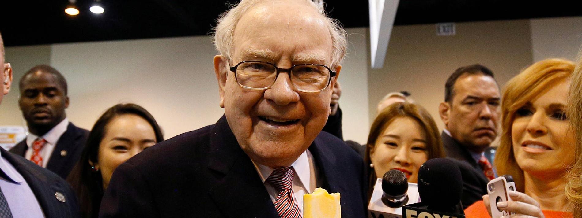 Von Warren Buffett lernen