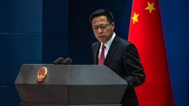 Peking empört über neue US-Untersuchung zum Coronavirus