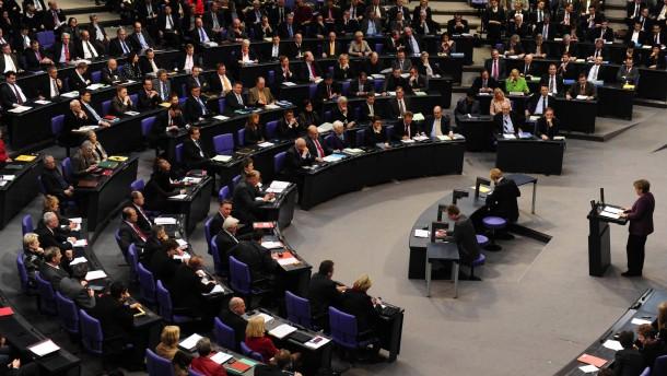 Karlsruhe stärkt Rechte des Bundestags bei Euro-Rettung