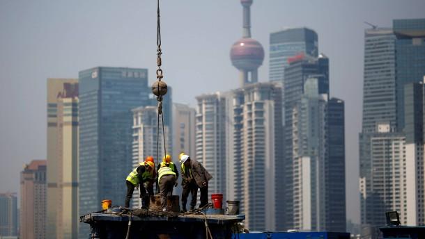 China lockt mit Anleihen