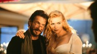 """Götz Georges Filmpartnerin Veronica Ferres – im Film """"Rossini, oder die mörderische Frage, wer mit wem schlief"""""""