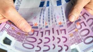 Die Bargeld-Bremse sorgt für Streit