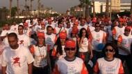 Marsch gegen den Hunger