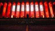 Gerechtigkeit für die Hinterbliebenen: St.George-Halle in Liverpool