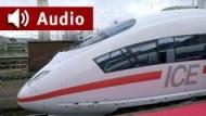 """""""Preisvorteile für Frühbucher und Gruppen"""": Jürgen Büchy (Deutsche Bahn) im F.A.Z. Business-Radio"""