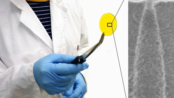 Forscher weisen Coronaviren mit Nanoporen-Sensor nach