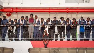 Roms Egozentrik und die Migranten