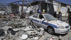 Libysche Regierung erwägt Schließung von Migrantenlagern