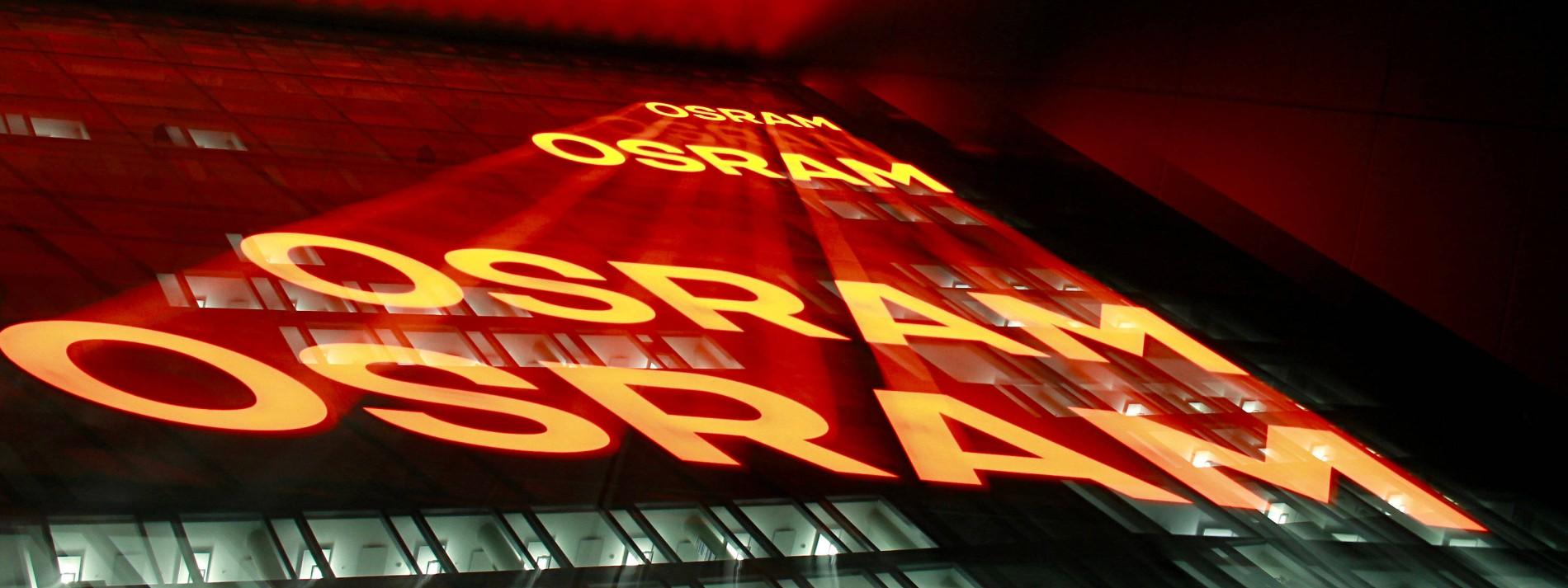 AMS  will Osram von der Börse nehmen