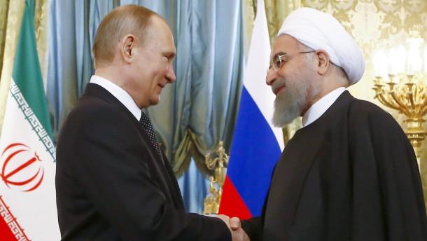 Russland warnt Amerika vor Entsendung weiterer Truppen