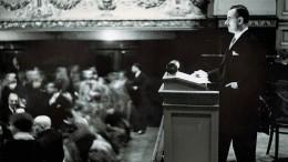 Thomas Mann appelliert an die Vernunft der Deutschen