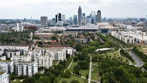 Sich Frankfurt leisten können