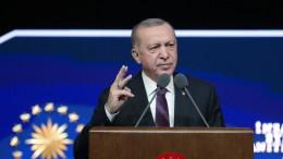 Erdogan gibt sich als Freund der Menschenrechte