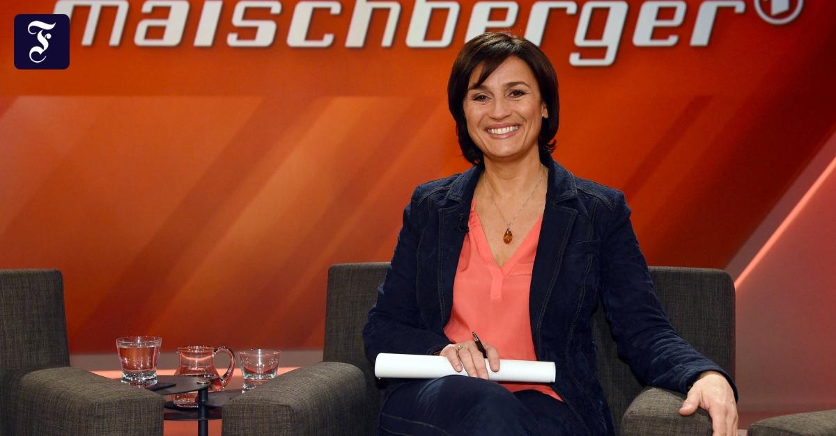 "TV-Kritik: Sandra Maischberger: ""Angela Merkel ist unpolitisch"""