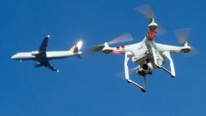Flugausfall nach Sichtung von Drohnen am Frankfurter Flughafen