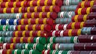 Shell & Co können endlich im Kaschagan-Feld Öl fördern