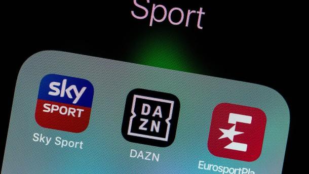 Die Bundesliga sitzt in der Eurosport-Falle