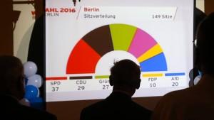 Ist Berlin unregierbar?