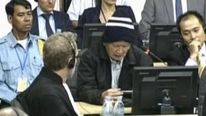 Verfahren gegen ehemalige Rote Khmer-Führer