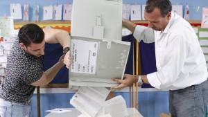 Konservative siegen bei Parlamentswahl