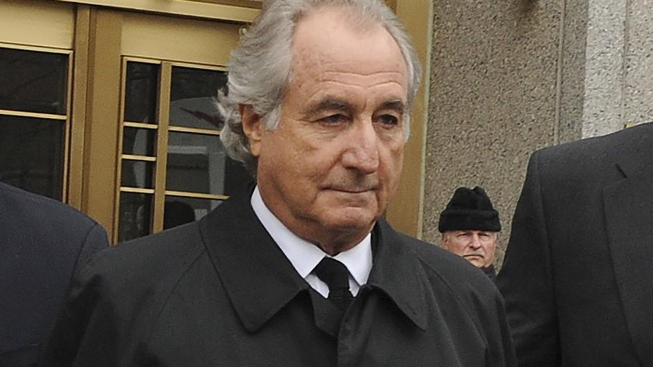 Nach zwölf Jahren Haft ist Bernard Madoff jetzt im Alter von 82 Jahren gestorben.