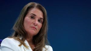 Ein Ausstiegsplan für Melinda Gates