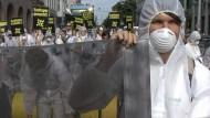 Atommüll-Endlager gesucht - in Deutschlands Innenstädten