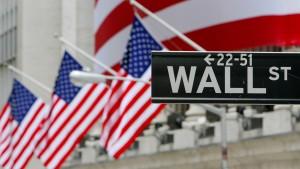 Wall Street fürchtet Enttäuschungen
