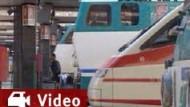 Die Züge stehen still in Italien
