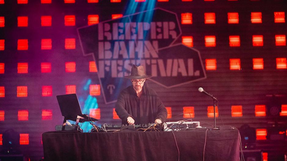 """Between a Smile and a Tear"": Der dänische DJ Be Svendsen in Hamburg"