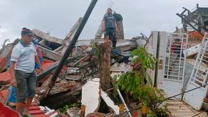 Erdbeben in Indonesien fordert mehrere Menschenleben
