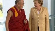 Peking fürchtet europäische Folgen