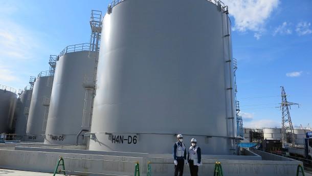Japan will verstrahltes Wasser ins Meer pumpen