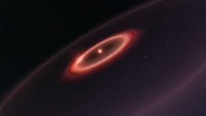 Staubige Spuren in der kosmischen Nachbarschaft