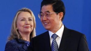 Vorsichtige Kritik an China