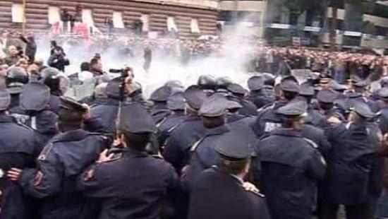 Mehrere Tote bei Protesten in Tirana