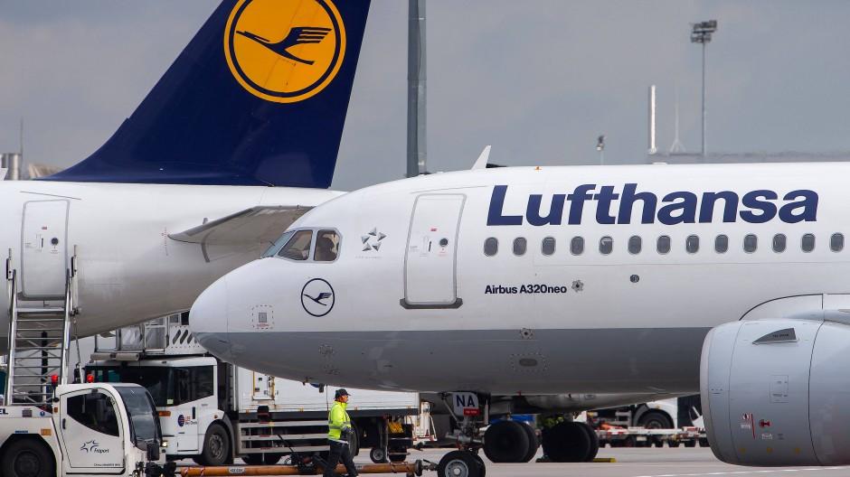 Schweres Heck? A320neo der Lufthansa