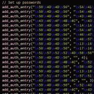 """Einnisten, um den nächsten Angriff vorzubereiten: Die Schadsoftware """"Mirai"""" sorgt nicht zum ersten Mal für Probleme."""